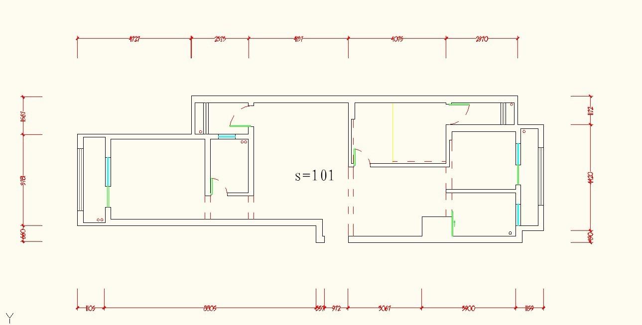 60平方米的房子设计图