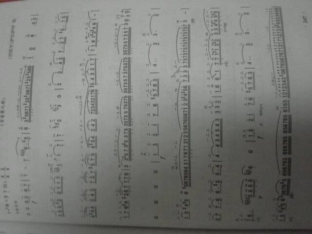 求《流浪者之歌》二胡的曲谱.