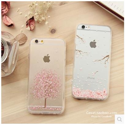 樱花手机壳图片 定制图片素材图片