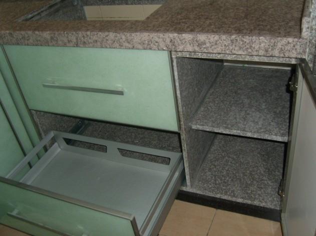 橱柜麻石安装拉篮抽屉7.6平面设计米宽排屋图片
