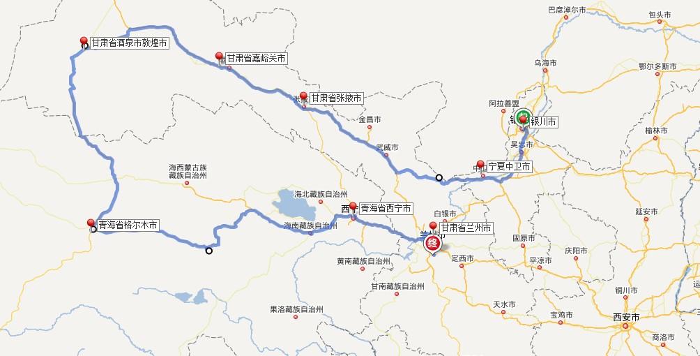 张掖-银川-兰州-格尔木-青海湖-甘南-敦煌旅游求玩法电脑游戏扫雷的攻略图片