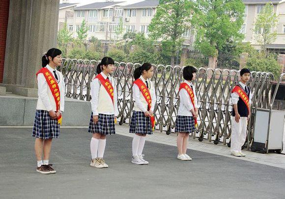 杭州英特外国语实验学校图片