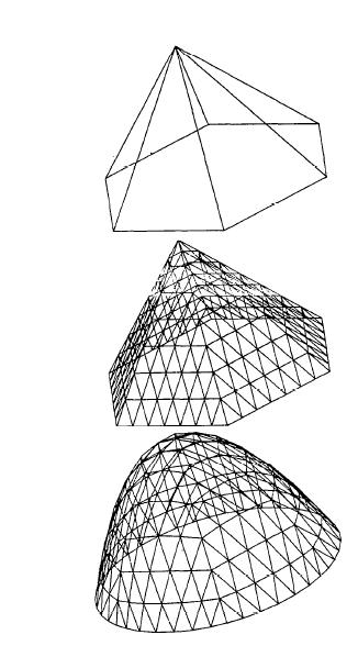 网格画手绘图片简单