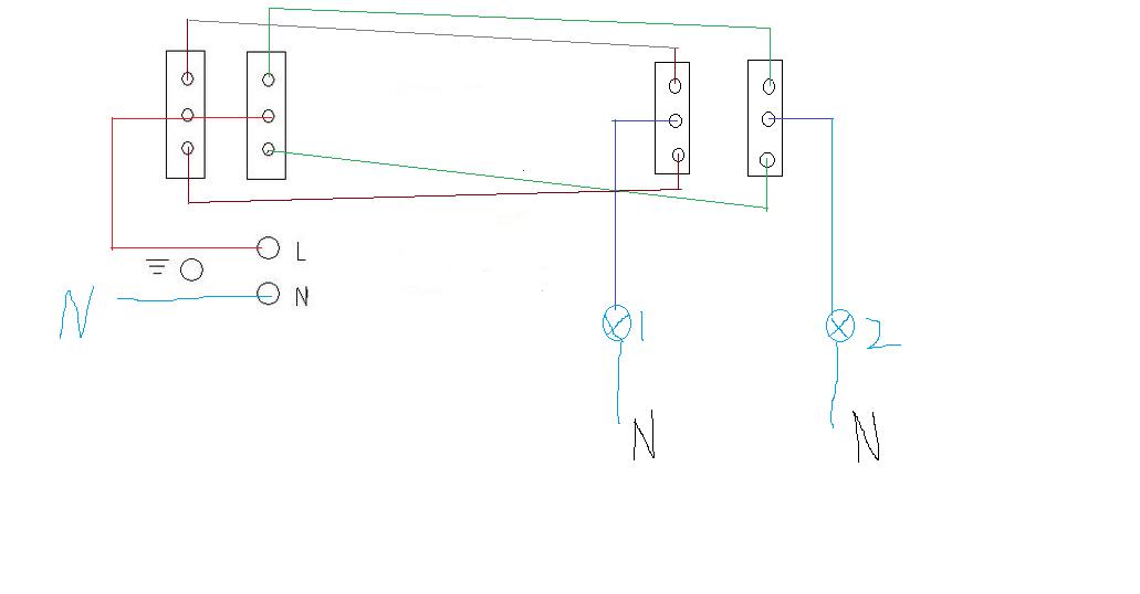 装修电路怎么接线