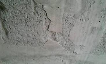 混凝土表面缺陷原因,混凝土狗洞怎么处理,露筋处理
