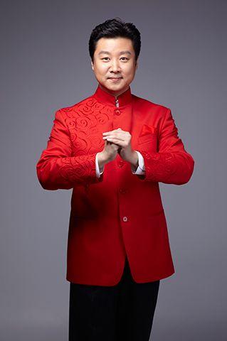 2016北京卫视春晚主持人:曹一楠图片