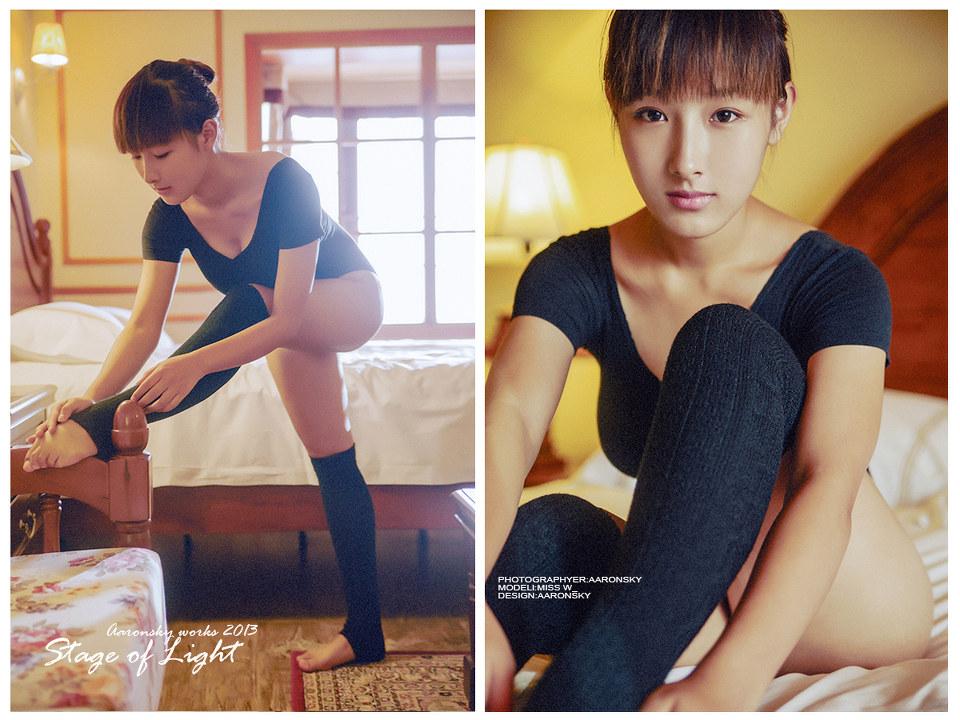 李天一案的杨女士_好像是练舞蹈的.