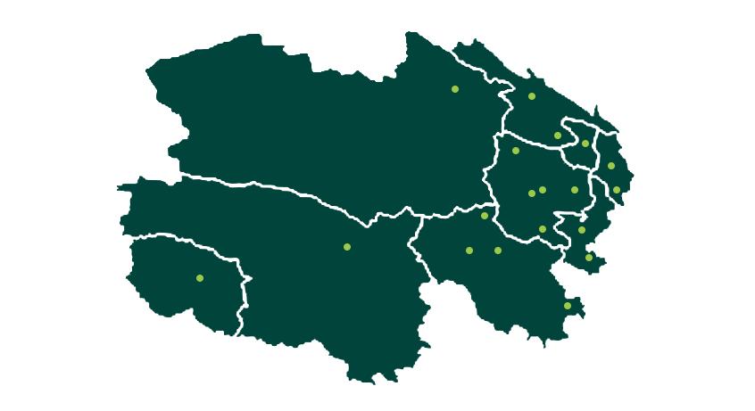 台湾,山东,青海,海南,黑龙江省的地图各像什么?