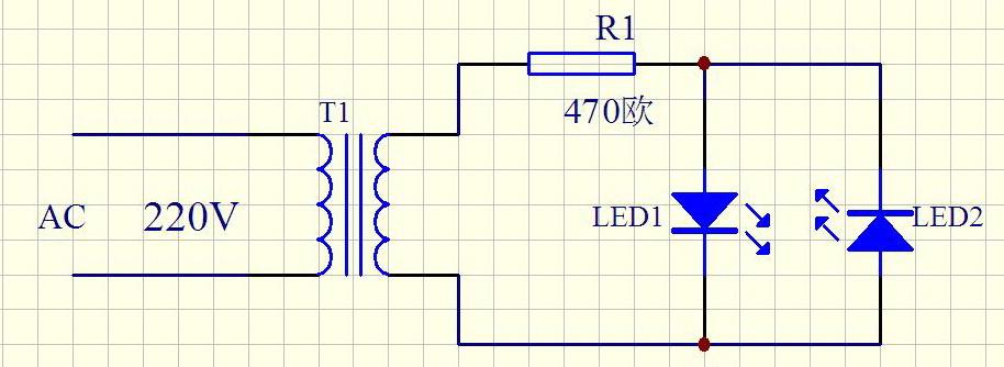 世界上最简单的逆变器的电路图