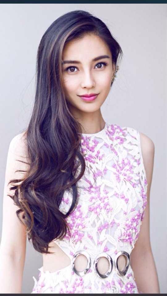 杨颖最漂亮的一张照片