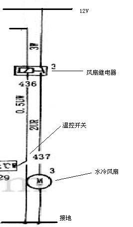 长安之星6371电路图