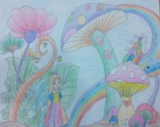 三年级三三班的画,谁能画的最好怎样画画?图片