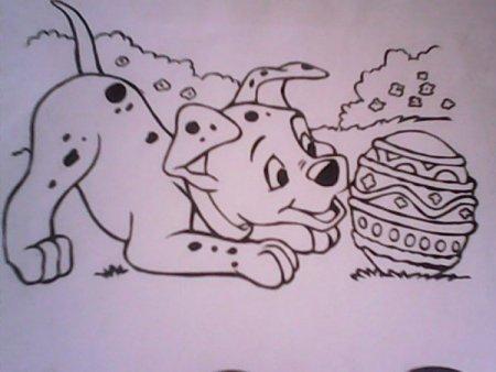 可爱的小动物怎么画?