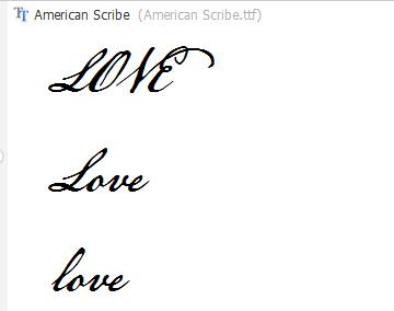 帮我把love搞成连体的书写体(就是外国人写信的那种字体) 求求大神们图片