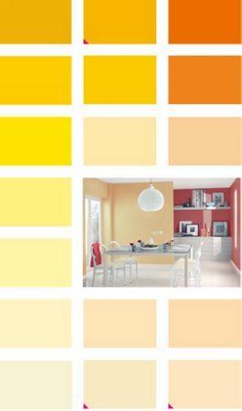 黄色色中色_大麦彩是一种黄中带红的颜色.