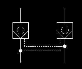 液压锁的原理是使油缸不工作的情况下防止油缸因泄漏或自重下降使油缸图片