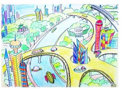 中国梦我的梦要画什么