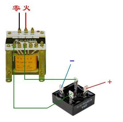 硅整流充电机原理应该很简单的啊就一个变压器和一个整流桥,但是我做