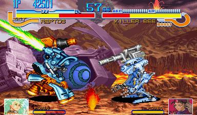贝贝游戏机器人衹b*_跪求一部格斗类的街机游戏,游戏是机器人对打