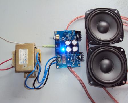 扩音器电路板能网购吗?要能直接插上电.接上喇叭能响的.