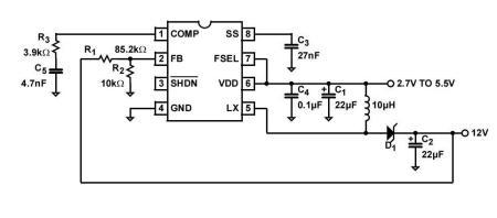 5a,外围元件连接电路图如下——  本回答由提问者推荐 14 5 已赞过 已