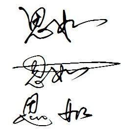 帮忙设计连笔字签名 名字是思如 谢谢!图片