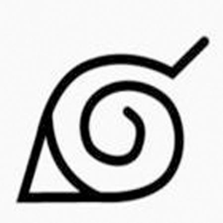 火影忍者木叶标志高清图