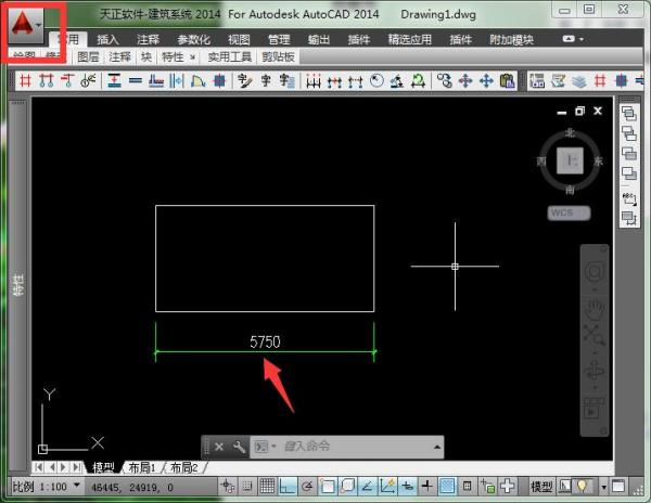 CAD中单位形成对设定块的影响是?cad裁剪自动图片
