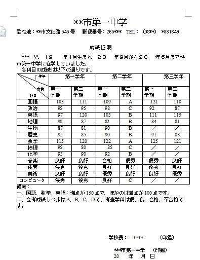 去日本留学读语言学校,提供需要学期各高中各公办考试民办高中转图片