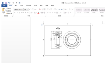 CAD图粘贴到WORD里面是图纸图片_百空白办公桌cad老板图片