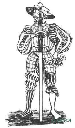 看似笨重的双手巨剑竟是欧洲中世纪最灵活的决斗武器?