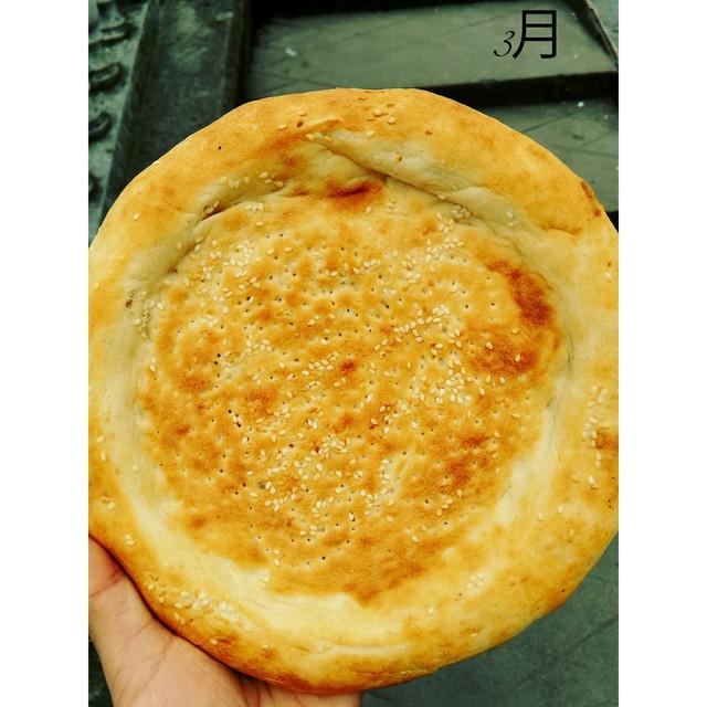 新疆大饼图片