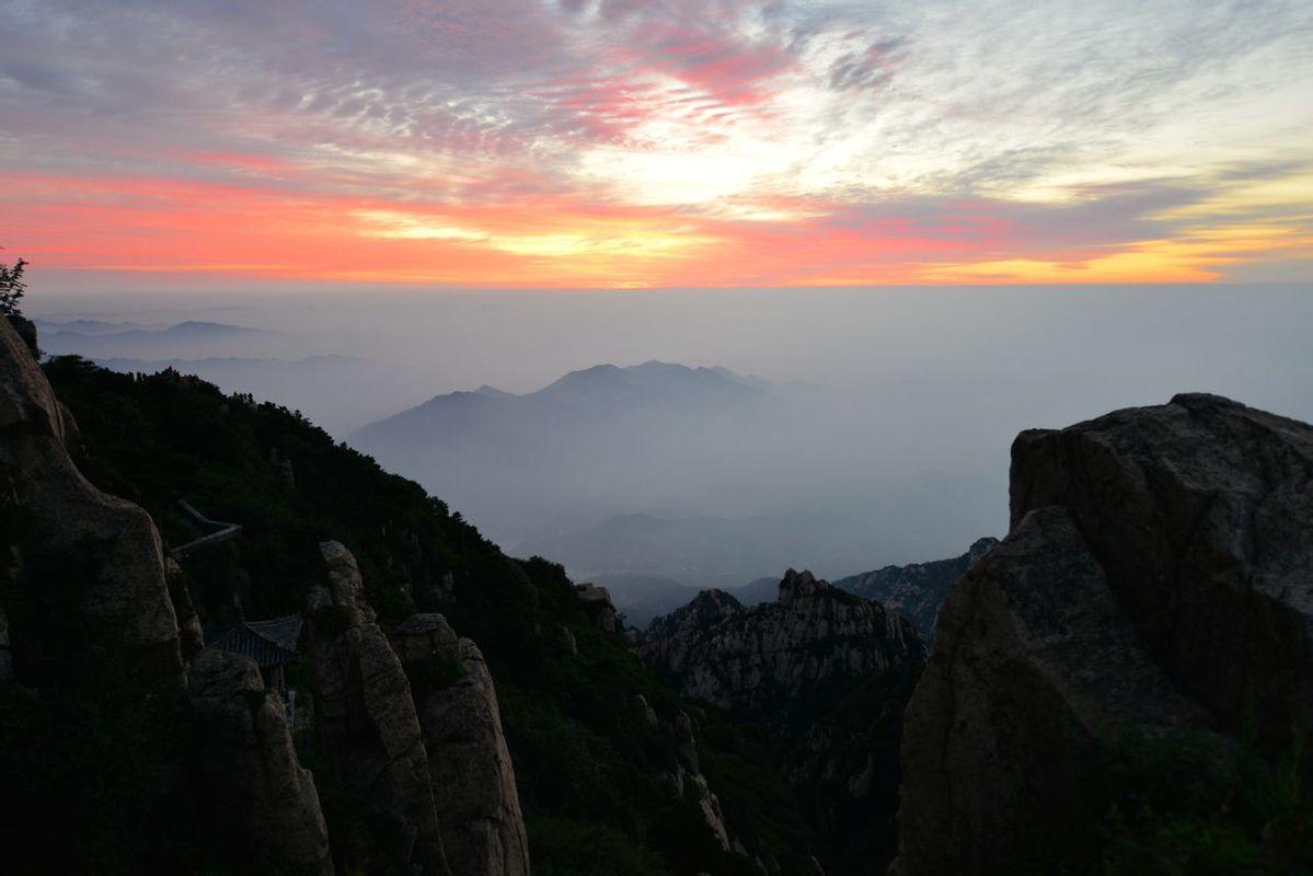泰山图片风景高清大图