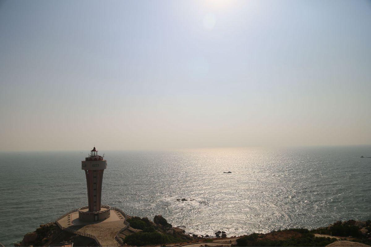 灯塔心航之旅:广东汕头南澳岛