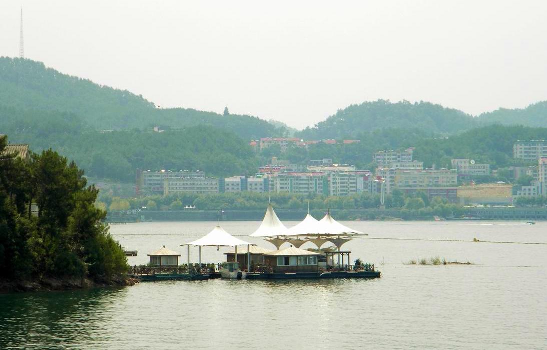 杭州新安江千岛湖之行