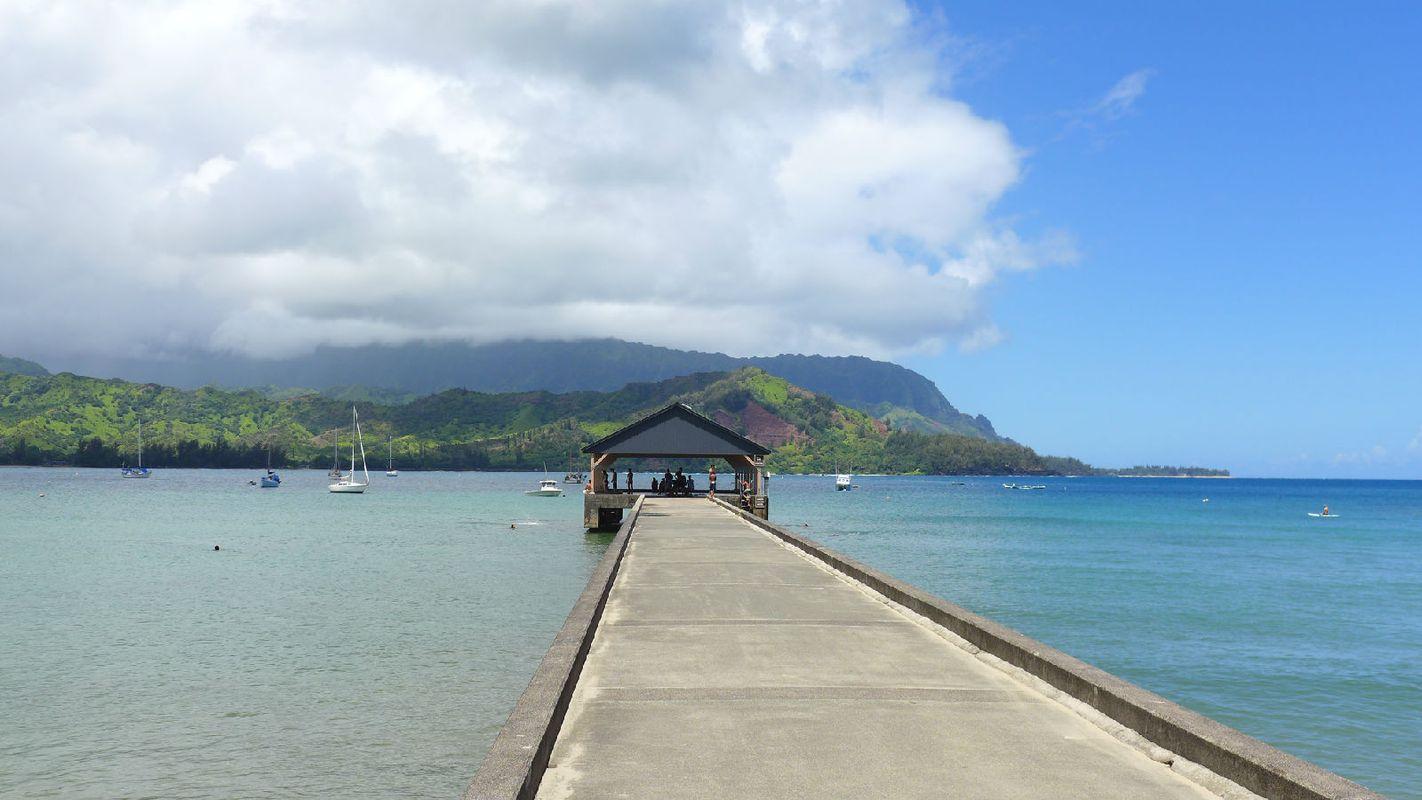 夏威夷可爱岛东部风光集-漫游夏威夷之5