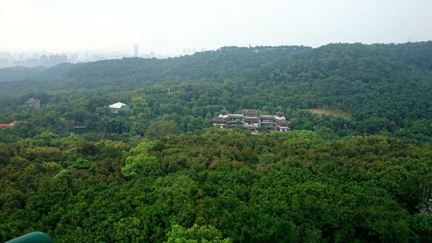 南宁青秀山风景区