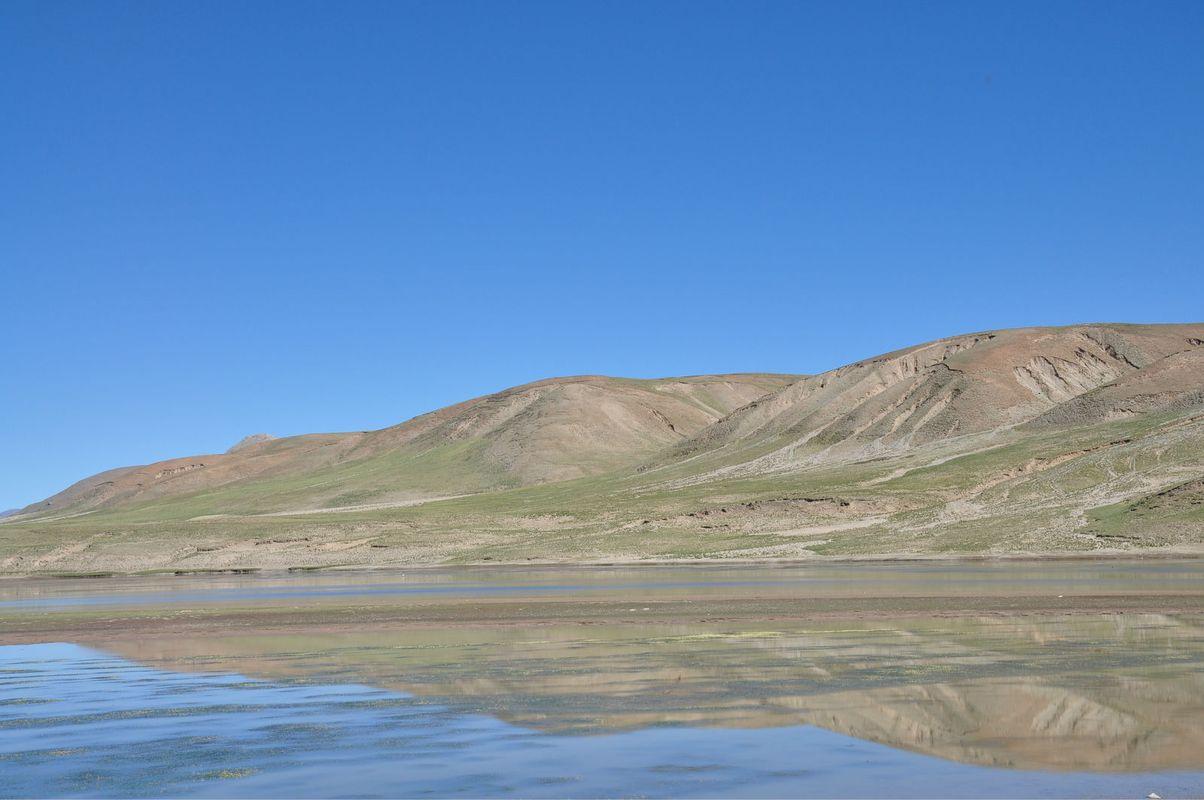 西藏沿途风景