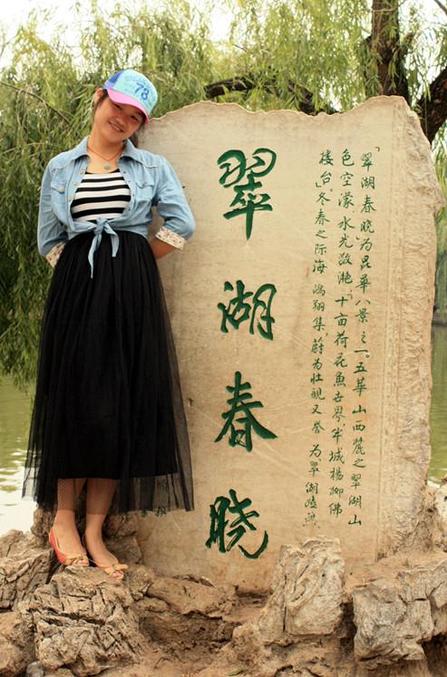 翠湖春晓图片