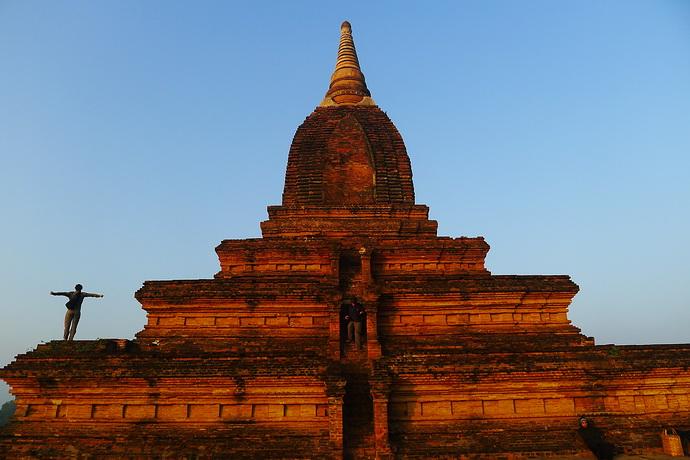 佛塔的国度—缅甸