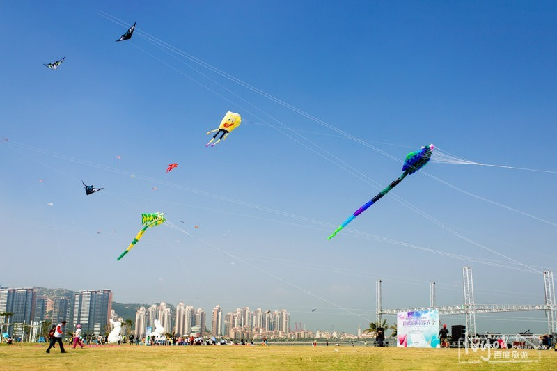 奥蓝途房车度假营地,首届风筝节一日游!_漳州旅游