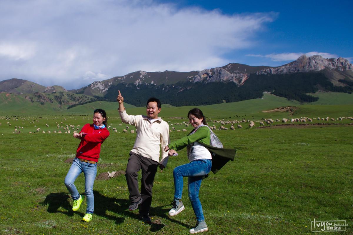 甘南旅游图片打民间地鼠玩法游戏幼儿图片