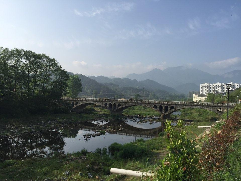 5月,安徽六安市金寨县天堂寨风景区_旅行画册旅行图片