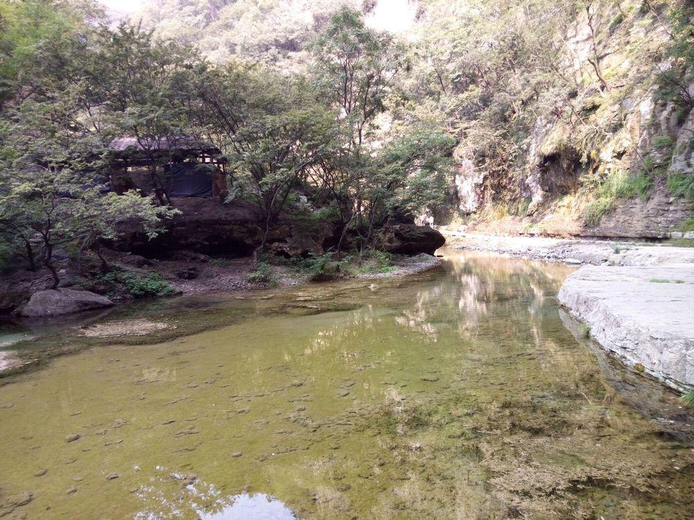 蟒河风景区