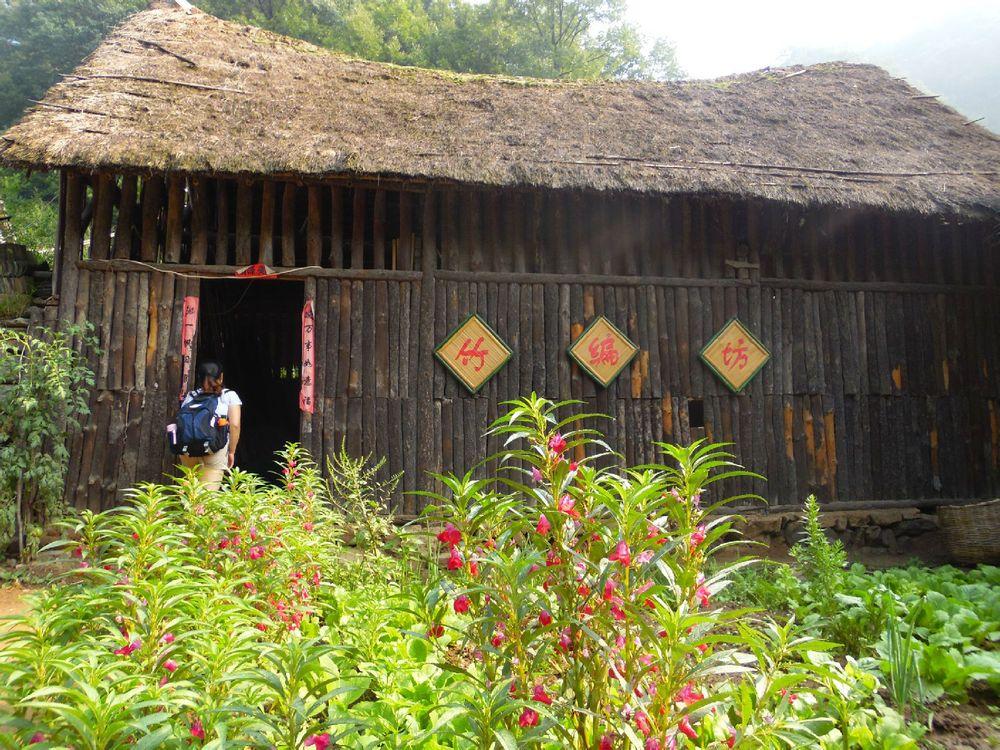 木头房子图片
