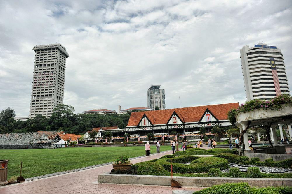 雨蒙蒙,雾蒙蒙,漫游马来西亚