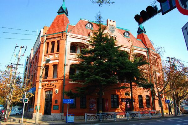 青岛馆陶路老建筑