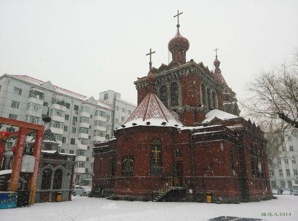 哈尔滨教堂