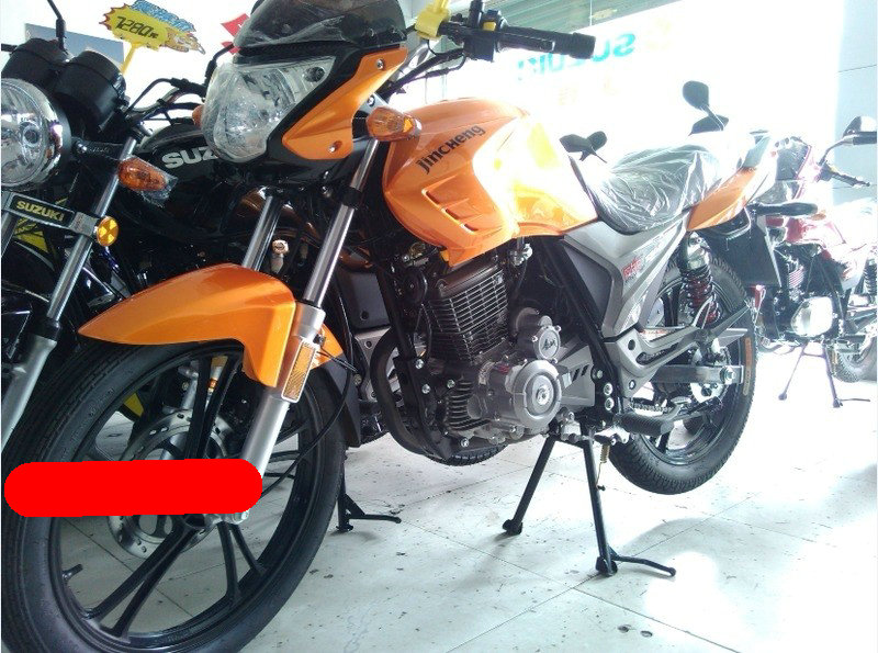 有jc150-27风爽这么一款摩托车吗