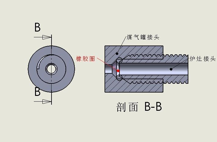 液化气罐阀门结构原理